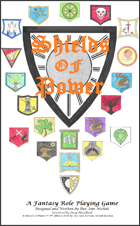 Shields Of Power Core Rulebook