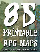 85 Printable Rpg Maps