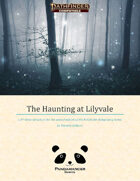 The Haunting at Lilyvale (PF2)