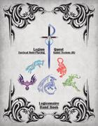 LQTRPGS - Legionnaire Hand Book