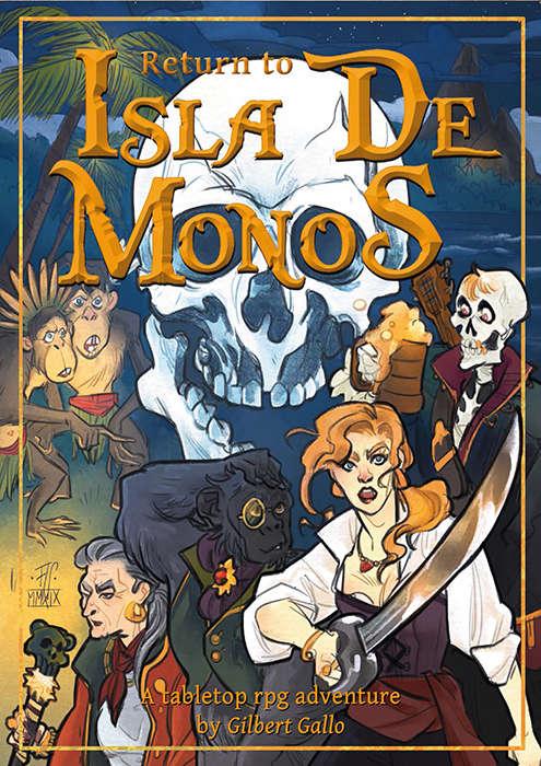 Return to Isla de Monos