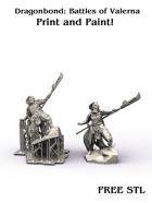 Print and Paint - Dragonbond Battles of Valerna