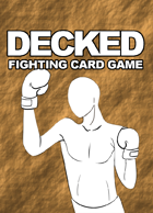 Decked: Fighting Card Game