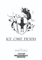 Ice Cave Death