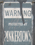 Protected By Pinkertons- Supplement for Wasteland Caravaneers