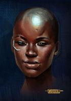 Swordsfall | Nubia Wallpaper Set