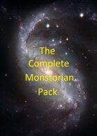 The Complete Monstorian Pack