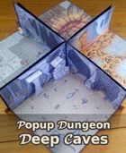 Popup Dungeon: Deep Caverns