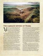 Telera Campaign Setting