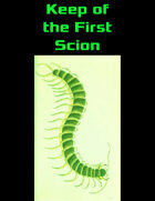 Keep of the First Scion - An Adventure Mostly for Troika!