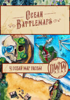 Ocean Battlemaps [BUNDLE]