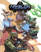 Arkelon Chronicles - Démo