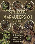 Stylized: Marauders 01