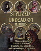 Stylized: Undead 01