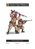 Keno Imperial Guard - Reissue