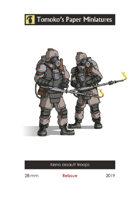 Keno assault troops - Reissue