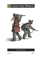 Korda militants