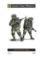 Alana motorized infantry