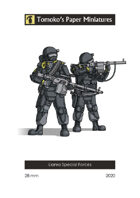 Lianra Special Forces