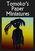 Tomoko's Paper Miniatures