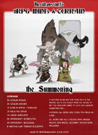 ttRPG Mini's &Terrain: the Summoning