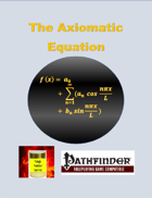 The Axiomatic Equation