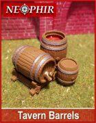 Tavern Barrels
