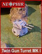 Twin Gun Turret MK I