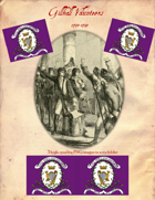 Gillhall Volunteers Flag