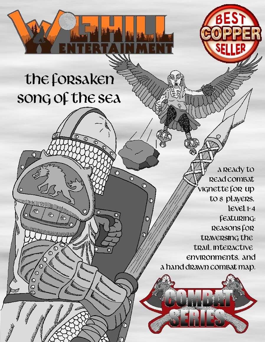 The Forsaken Song of the Sea