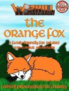 The Orange Fox Fundraiser