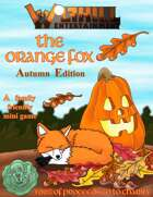 The Orange Fox Autumn Edition