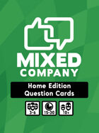 Home Edition: Question Cards