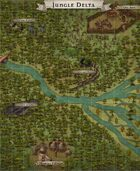 """Jungle Delta"" Jungle Map"