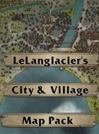 Village / City Map Bundle [BUNDLE]
