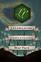 LeLanglacier's Scenery & Locations Map Pack [BUNDLE]