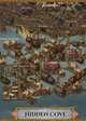 """""""Hidden Cove"""" Pirate Bay Village Map"""