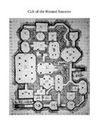 Cult of the Horned Sorcerer: Six Map Pack