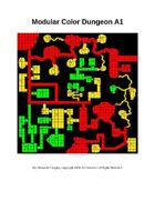 Modular Color Dungeon A1