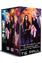 Athena Lee Chronicles Omnibus #3