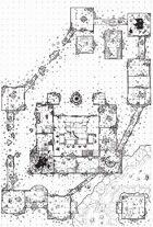 Fort Aragon Map