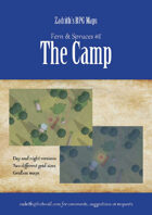 Fern And Spruces #1C: The Camp