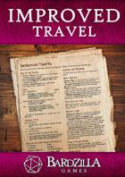 Improved Travel