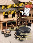 Rendezvous with Destiny - Battle of Carentan