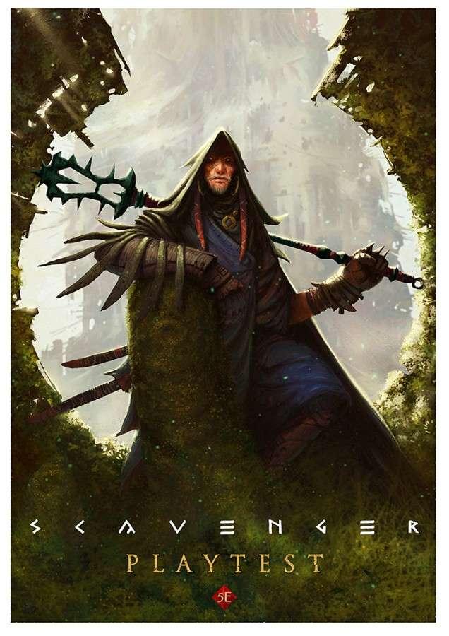 Scavenger Playtest - Shardstone | DriveThruRPG com