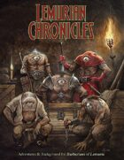 Lemurian Chronicles (Barbarians of Lemuria, Mythic edition)