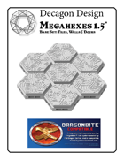 "Megahexes 1.5"" Base Set"