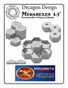 """Megahexes 1.5"""" Expansion Set 1"""