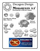 """Megahexes 1.5"""" Expansion Set 2"""