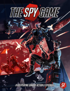 The Spy Game Core Rulebook